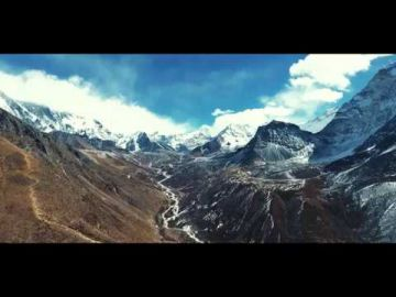 Himalaya - Khumbu 3passes Trek (video)